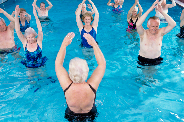 "HEALTH & AGING - ""Movement with Aging"""
